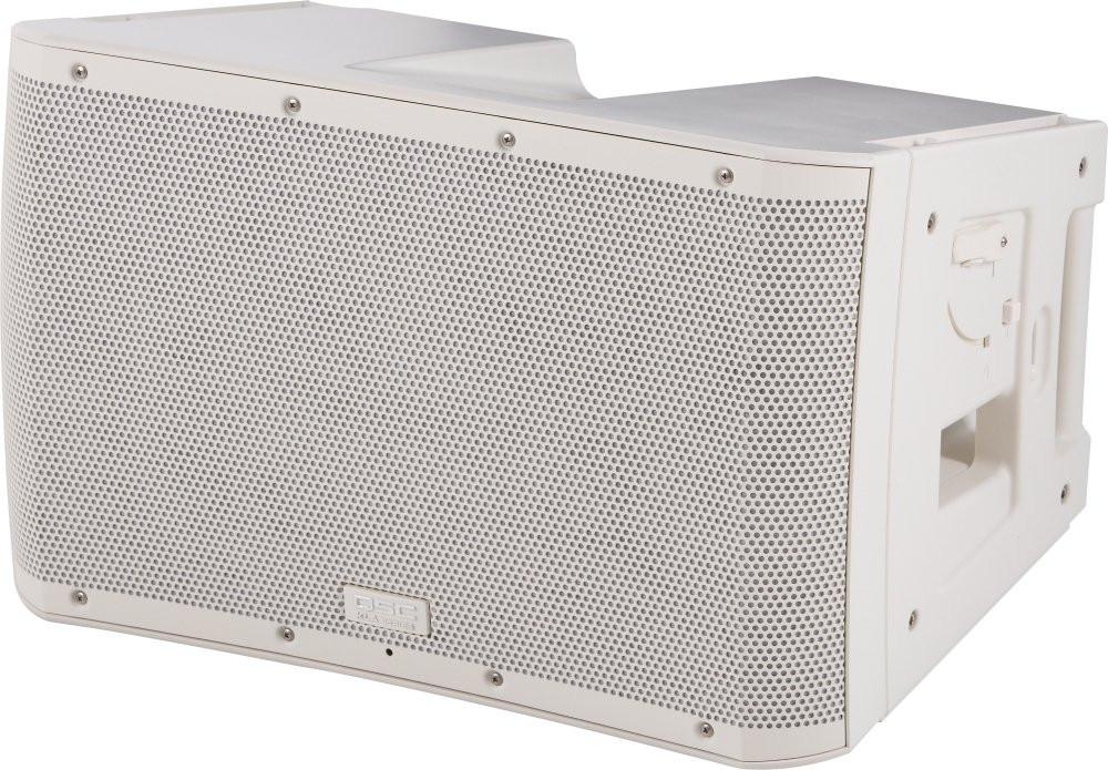 qsc kla12 wh 2 way active line array loudspeaker white planet dj. Black Bedroom Furniture Sets. Home Design Ideas