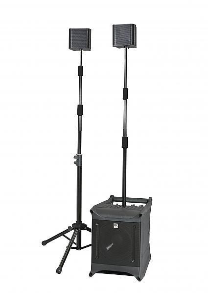 hk audio lucas nano 300 lightweight ultra compact powered. Black Bedroom Furniture Sets. Home Design Ideas