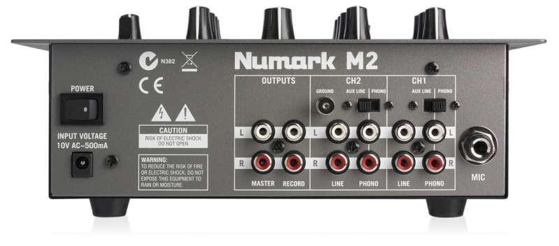 Numark M2 2 Channel 10 Quot Professional Dj Scratch Mixer