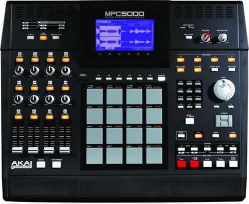 Akai MPC5000 MIDI Production Center