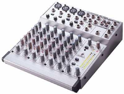 behringer eurorack mx 802a 8 channel mixer planet dj. Black Bedroom Furniture Sets. Home Design Ideas