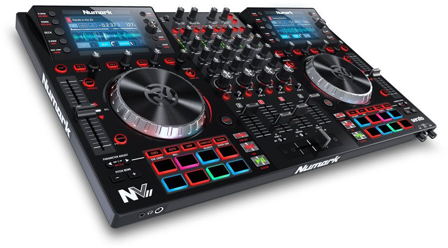 Numark NV-II 4-Channel Serato DJ Controller