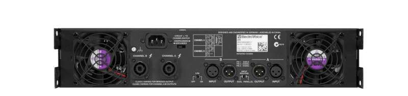electrovoice ev q99 power amplifier planet dj. Black Bedroom Furniture Sets. Home Design Ideas
