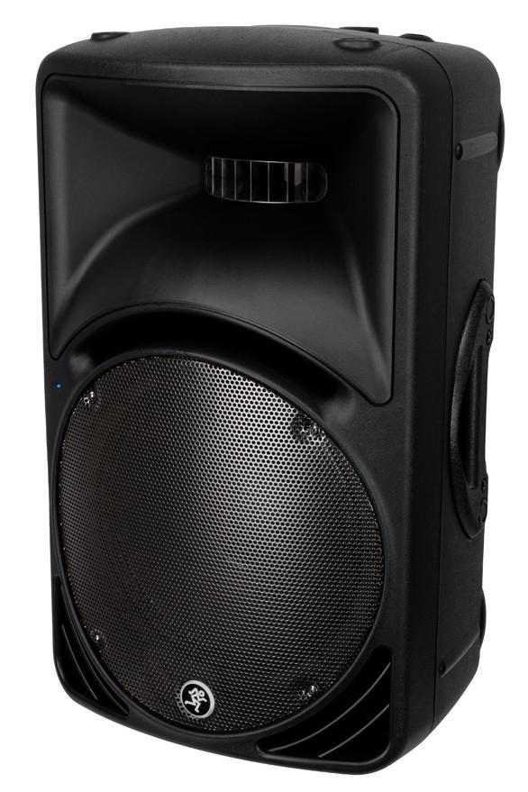 mackie srm450v2 12 compact powered loudspeaker blemished planet dj. Black Bedroom Furniture Sets. Home Design Ideas