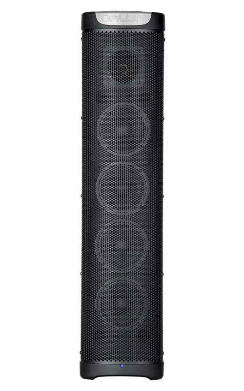 Dawn Pro Audio Systems T100 Portable Powered Speaker Tower