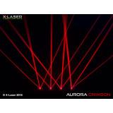 x-laser aurora-crimson