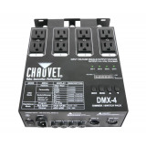 chauvet dmx4led   *demo