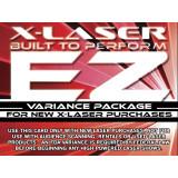 x-laser ezvariance