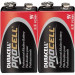 Duracell 9V Alkaline Battery (2-PACK)