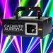 X-Laser Caliente Aurora 700mW RGB Laser