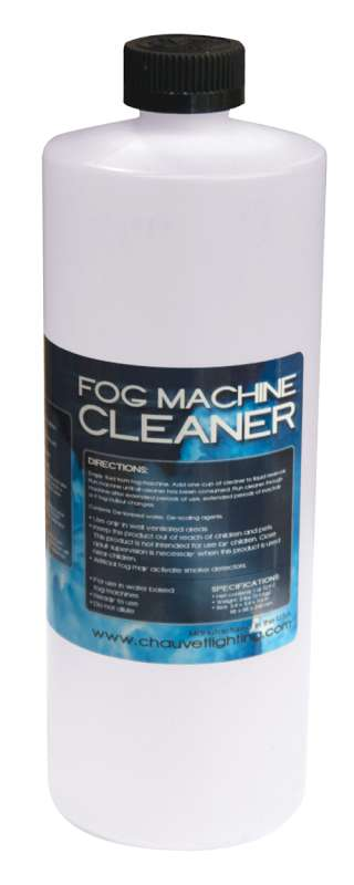 Chauvet FCQ Fog Machine Cleaner