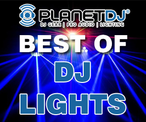 best dj lights 2017