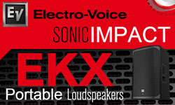 Electro-Voice EKX Speakers